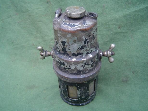 POWELL & HAMMER 1920's carbidpot acetylene generator