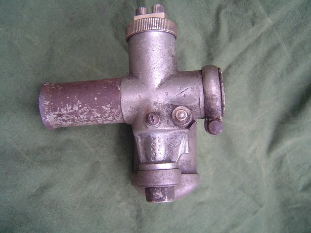 AMAC Birmingham 25PJY carburateur carburettor vergaser 1920's BSA ? HELD