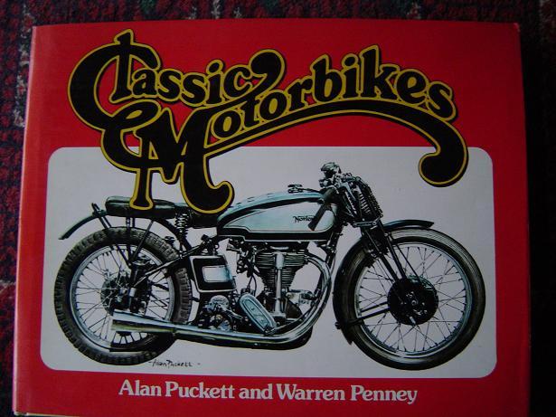 CLASSIC MOTORBIKES  Alan Pucket,  Warren Penney 1979