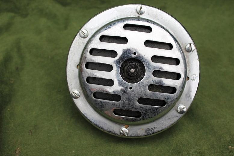BOSCH FDA ?? 1930's 6 volts claxon hupe horn klaxon