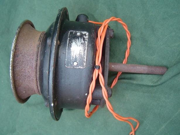BOSCH FD6A ? claxon horn hupe 1930's  BMW  FN etc .klaxon trichterhupe