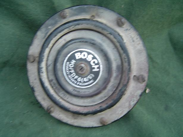 BOSCH FDF6 [4/9] HO  6 volt claxon hupe horn 1940/50's