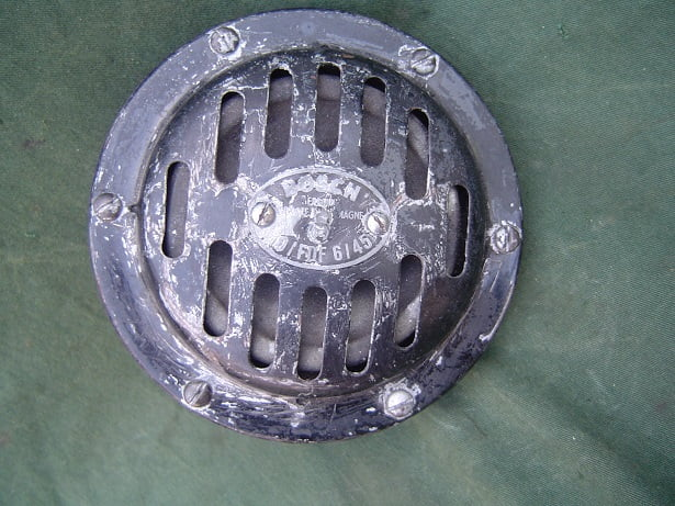 BOSCH HO/FDF 6/45 6 volts claxon hupe horn 1940's ?