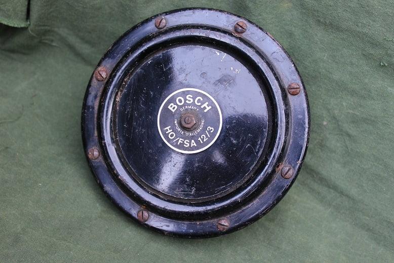BOSCH HO/FSA 12/3  claxon horn hupe Mercedes ??