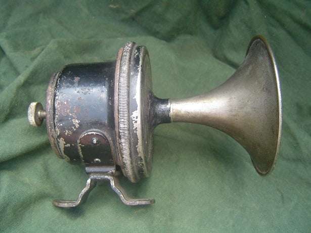 DIABATO horn DRP  claxon  hupe  1920's motorcycle horn