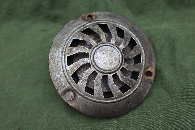 claxon EA Laboratories Brooklyn NY USA 6 volts horn hupe klaxon 1930's