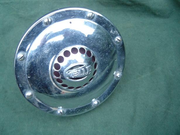HELLA 4 volts claxon horn hupe  klaxon 1930 / 1940  DKW ???
