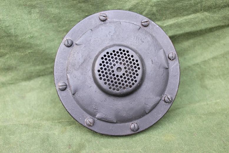 HELLA B31/6V claxon horn hupe B31  6 volt