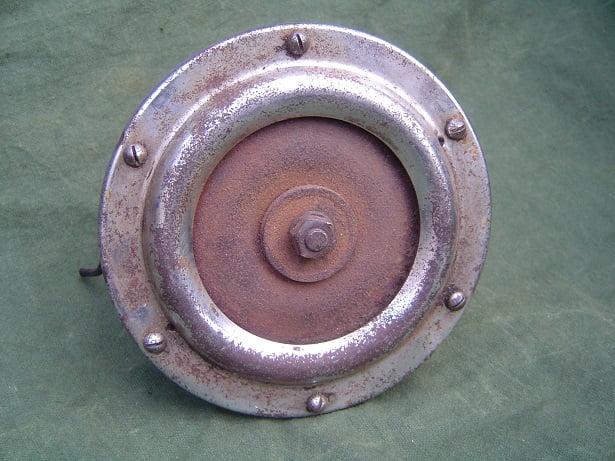 claxon   1930's   KLAXON   UK   6 volts