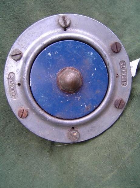 LUCAS ALTETTE HF 1235 12 volt claxon horn hupe klaxon
