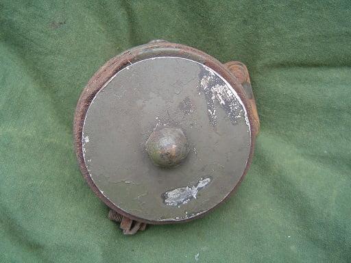 LUCAS HF 1441   6 volt   claxon horn hupe HF1441