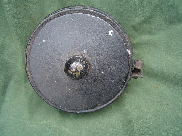 LUCAS HF1441 ? 6 volts motorfiets claxon motorcycle horn hupe pre war ?