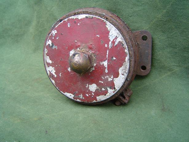 LUCAS HF 1441 1955 6 volt horn claxon hupe  TRIUMPH ??