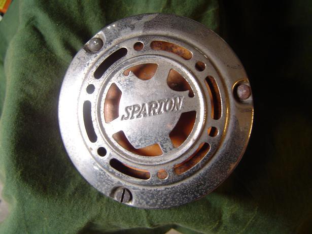 SPARTON USA 12 volts claxon horn hupe klaxon