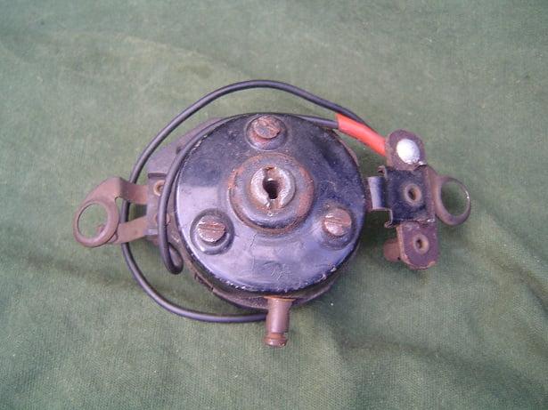 NORRIS ?  ZÜNDAPP ?? headlamp switch koplamp schakelaar contact slot