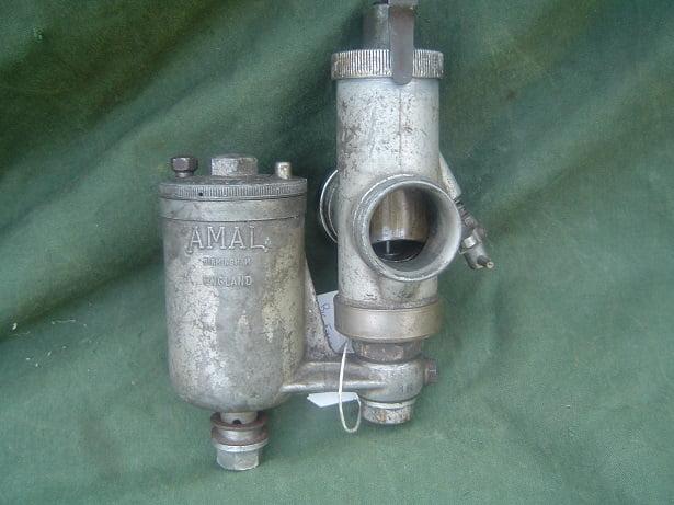 AMAL 276/408V carburateur vergaser carburettor NORTON 16 H Big Four 1946 – 1954