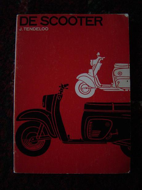 de SCOOTER   1965