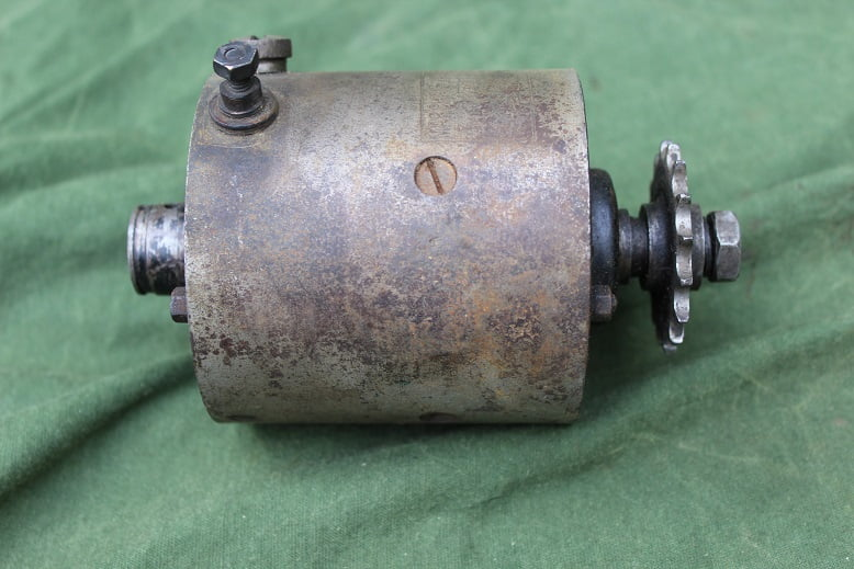 MARCHAL Vancanson type Ycd 6 volts dynamo 1930's / 1940's motorcycle