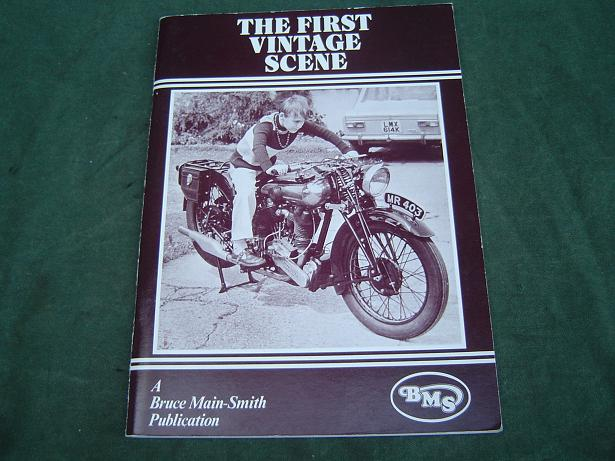 The first vintage scene BMS Ltd. 1977