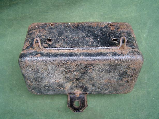 gereedschapstrommeltje toolbox 1930's