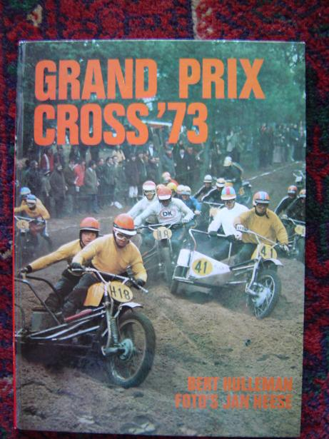 GRAND PRIX CROSS 1973 door  Hulleman  / Heese