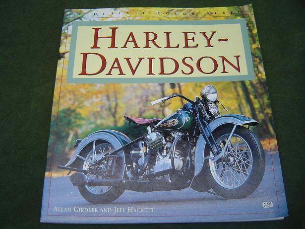 Harley Davidson  Allan Girdler and Jeff Hackett