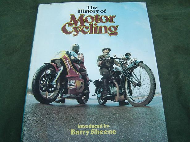 The history of motorcycling
