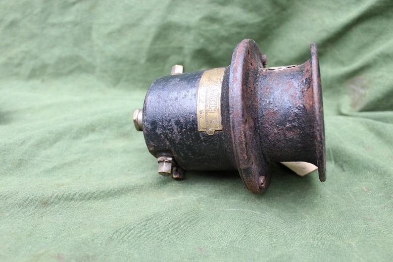 KLAXET KLAXON Ltd 6 volt horn hupe claxon 1930's