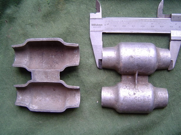 valve cover for side valve motocycle  France ? 1920's 1930's