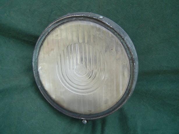 BOSCH koplamp DKW 1930's haedlamp scheinwerfer