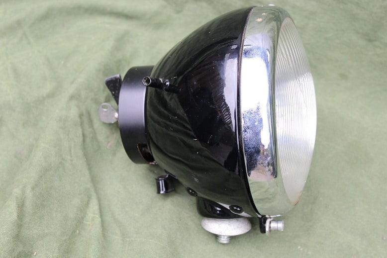 BOSCH TP42 ? koplamp motorcycle headlamp motorrad scheinwerfer 1930's