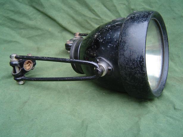 Joseph Lucas SS 30 headlamp 1926 scheinwerfer  SOLD