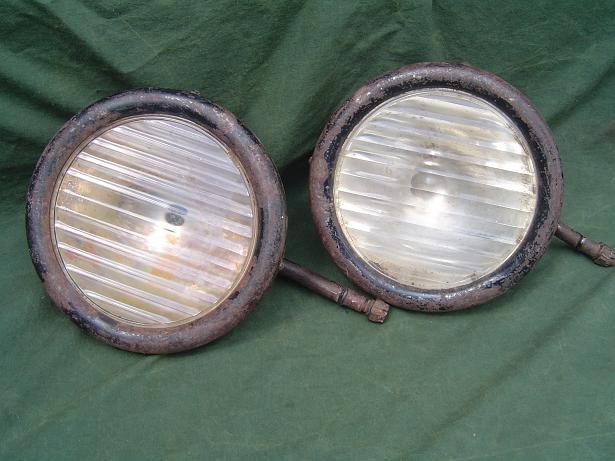 T FORD koplampen headlights 1920's