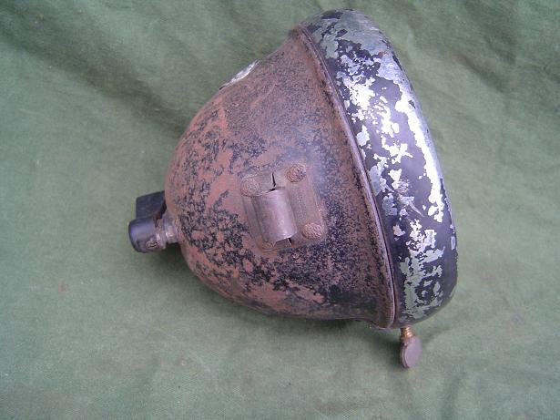 LUXOR france ? koplampje 1930/1940 headlamp