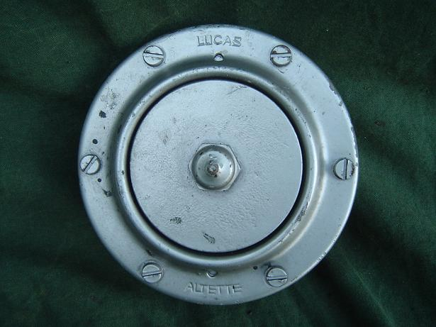 LUCAS ALTETTE  HF 935 12 volts claxon horn hupe