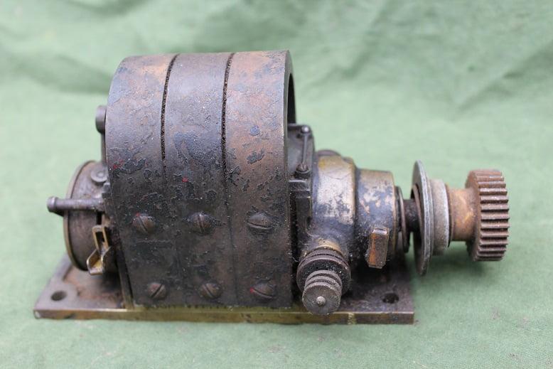 BOSCH DA2 2 cilinder 1910 / 1911 magneet twin cylinder magneto zundmagnet