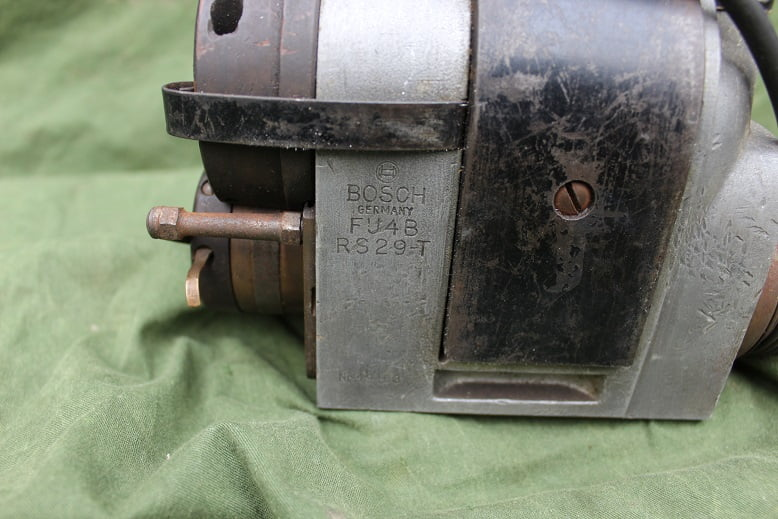 BOSCH FU4B ontstekings magneet zundmagnet magneto FU 4 B 4 cilinder