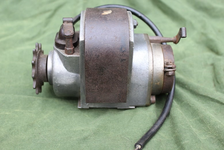 LUCAS MAI  A2 L4 ontstekings magneet magneto zundmagnet 1920's motorcycle