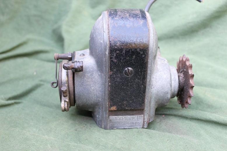 ML  type KI 1920's magneto ontstekings magneet zundmagnet