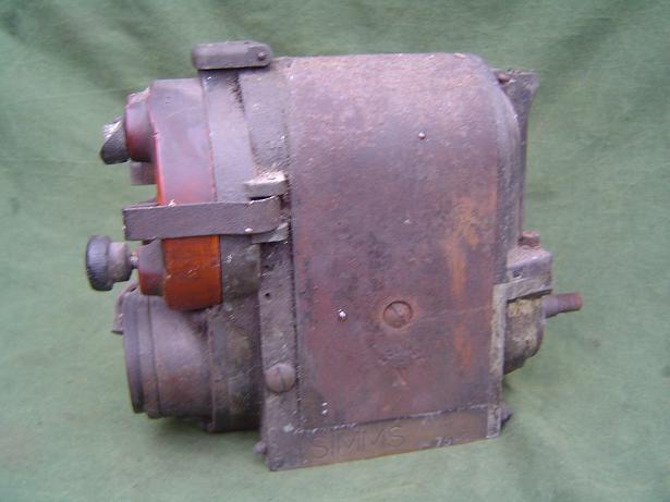 SIMMS  SR4  magneet , magneto  4 cilinder four cylinder 1930 's ?