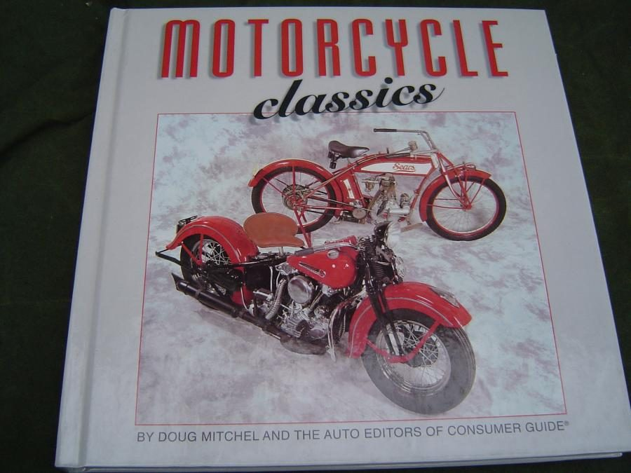 Motorcycle classics Doug Mitchel  1995