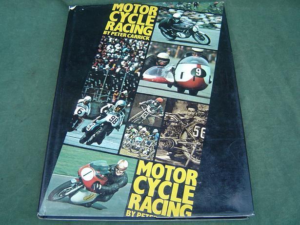 motorcycle racing 1969  Peter Garrick