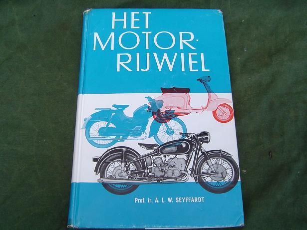 het MOTORRIJWIEL  door  A.L.W. Seyffardt  1961