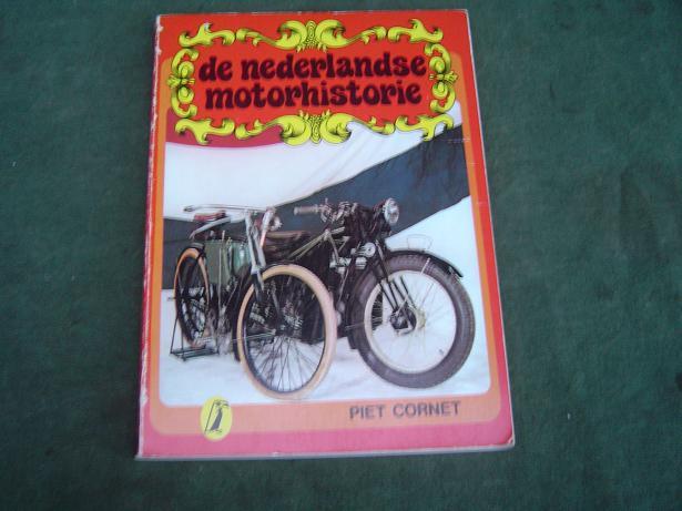de NEDERLANDSE motorhistorie Piet Cornet  ALK 664