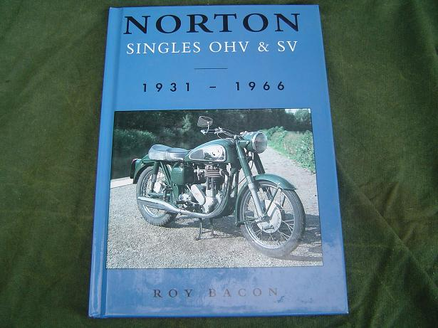 NORTON singles OHV en SV 1931 – 1966   Roy Bacon