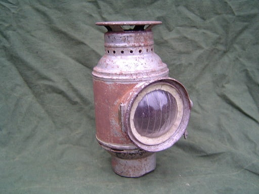 DIETZ olie lamp oil lamp USA ??  1915 ???