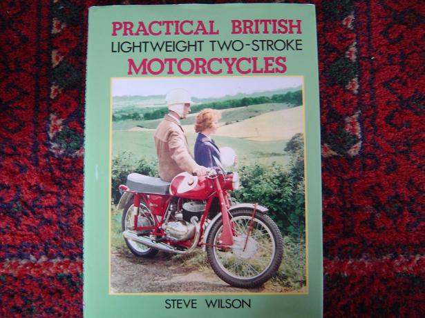 Practical British lightweight two stroke motorcycles oa. BSA Bantam