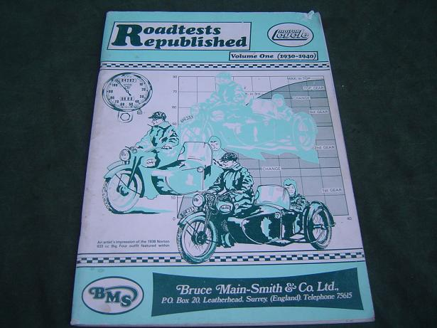 Roadtests republished vol. I  1930 – 1940 bruce mainsmith