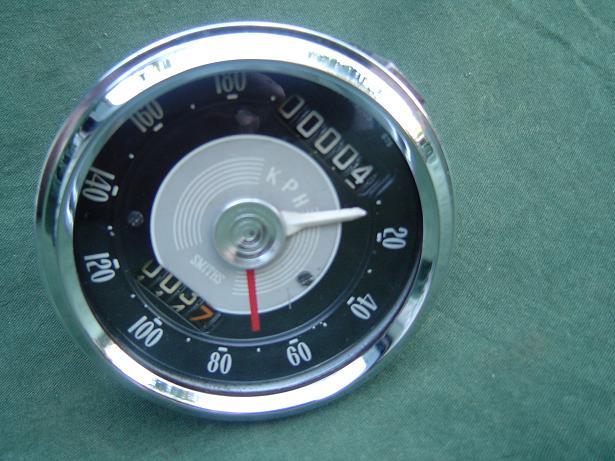 SMITHS SC3312/03 180 km chronometric speedo tacho matchless ??