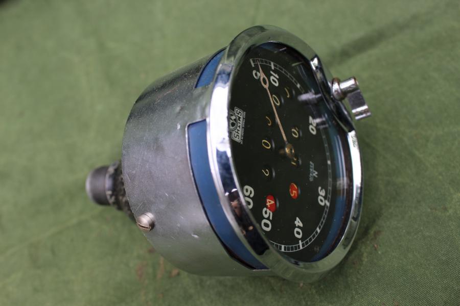 SMITHS N25914/D 60 miles speedometer 1940 ? mijlen teller tachometer HELD reserved